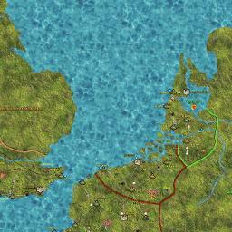 carte des royaumes renaissants Cartes du Monde de MrGroar